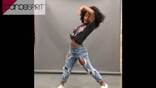 Cover Star | Charlize Glass | Jan 2018 | Dance Spirit