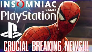SONY BOUGHT INSOMNIAC GAMES!!! Spider-Man PS4 Sequel UPDATE, GOTY Edition LEAKED, & More!!!