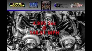 """The Yetti"" Twin Turbo Ford SVT Lightning- Fastest Truck in the world on a Radial!"