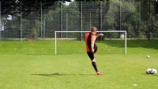 PUMA EvoPower 1.2 Boot test - Footballboots.co.uk