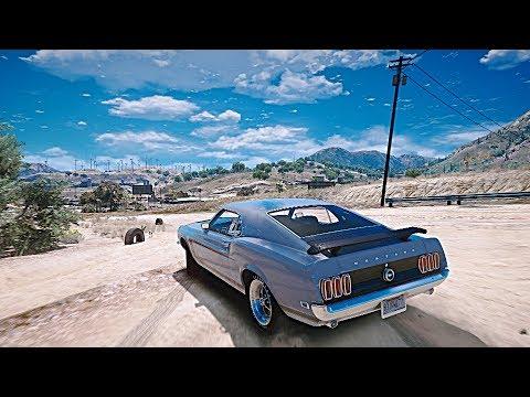► GTA 6 Graphics | 2018 M.V.G.A REDUX  Gameplay! Ultra Realistic Graphic ENB GTA 5 MOD PC [4k 60FPS]