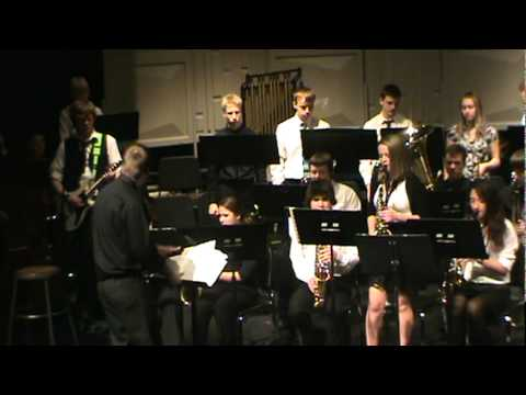 "PLHS Jazz Band Performing ""Bigfoot"""