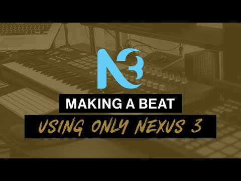 Making A Beat Using ONLY Nexus 3 Sounds