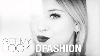 Bold Look, Statement Lip / Get My Look Feat. D Fashion