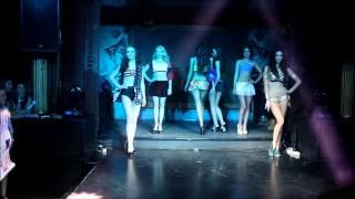 видео: Дефиле в купальниках Miss Hse 2014: Around the World