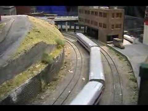 MIT Tech Model Railroad Club Overview