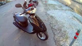 Скутер Honda Dio 50 AF62, Kupiscooter.ru(, 2016-07-24T07:08:13.000Z)