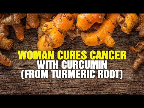 Woman CURES myeloma cancer with CURCUMIN (from turmeric)