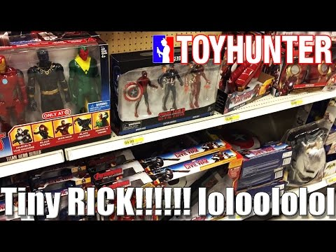 Toy Hunting for Marvel Legends Cable & Funko PoP!s