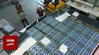 تقنية الأحزمة الناقلة التي من المتوقع ان تحدث فرقا في أنظمة البريد وغيرها - 4tech