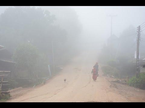 ดอยอ่างขาง - หมู่บ้านนอแล 21-24 Aug 2015