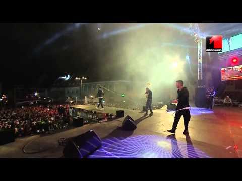 Scandalos Music (Puya, Vescan, Doddy, Alina Eremia) @ Romanian Music Awards 2014