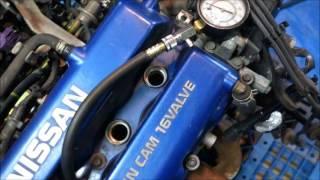 JDM NISSAN PULSAR SENTRA SR16VE NEO VVL ENGINE ONLY JN15