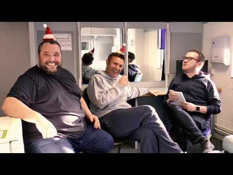 Panto 2018 | Jonny Wilkes & Christian Patterson - Robin Hood