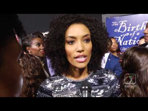All Eyez On Me Actress Annie Ilonzeh