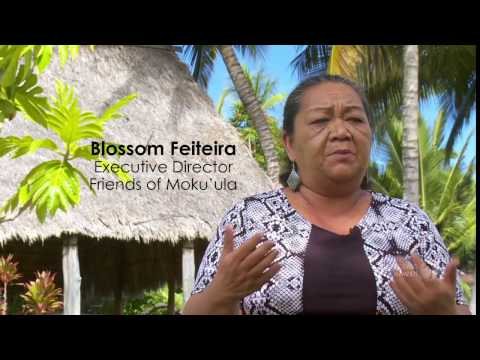 Story of Mokuula Island and Mokuhinia Pond in Lahaina, Maui
