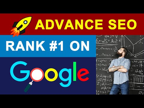 Advanced SEO | How To Rank No. 1 On Google | Learn SEO Step by Step Tutorial in HINDI by SidTalk