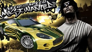 #14 Zagrajmy w Need for Speed: Most Wanted 2005 - RONNIE - Aston Martin DB9 - 60 FPS