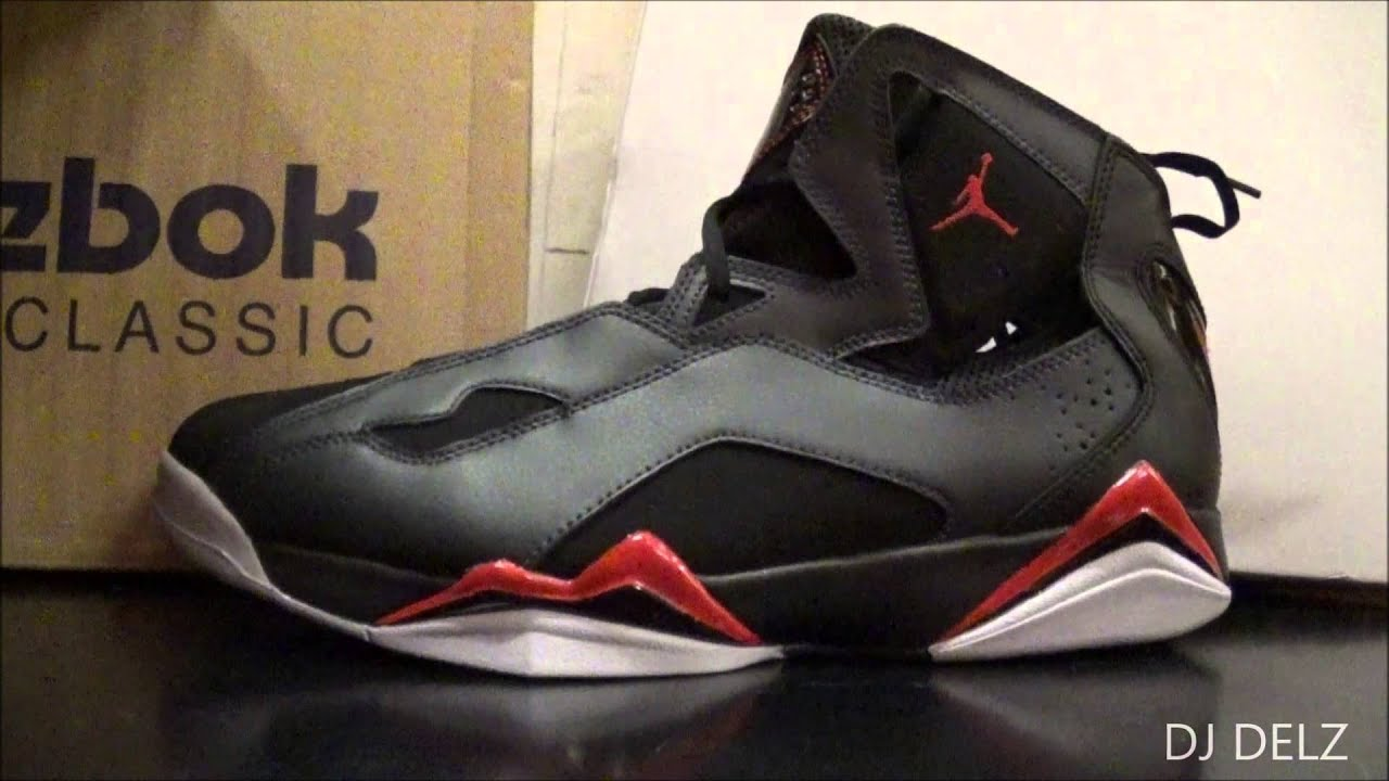 Jordan True Flight VS Air Jordan 7 Shoe