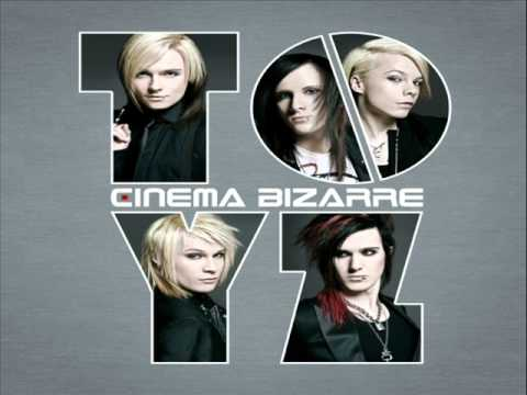 Cinema Bizarre - Toyz (2009) [Full Album]
