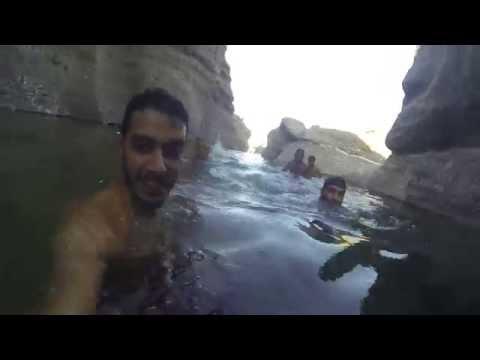 Hatta Rock Pools,Wadi AlQahfi وادي القحفي سلطنة عمان