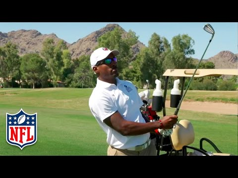 Patrick Peterson Plays Golf Like He Plays Football To Be the Best  NFL