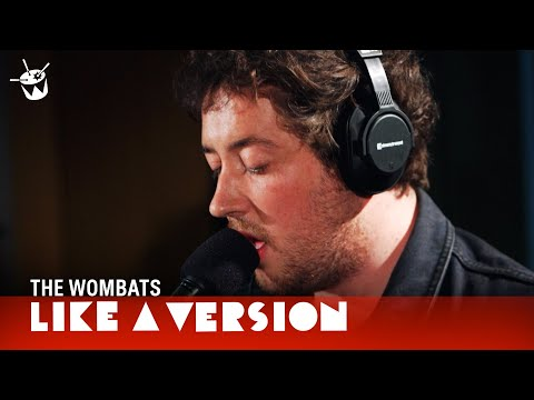 The Wombats - Be Your Shadow (live on triple j)