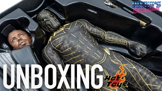 Hot Toys Erik Killmonger Black Panther Unboxing