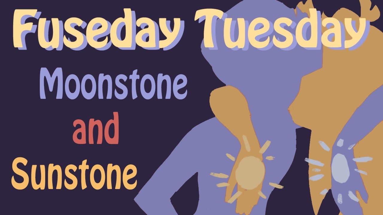 Fuseday Tuesday Moonstonesunstone Speedpaint Youtube