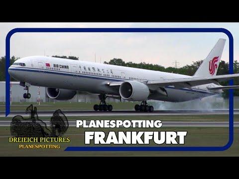 Planespotting Frankfurt Airport | April 2018 | Teil 2