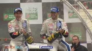 Vid�o Highlights - 2014 WRC Wales Rally GB
