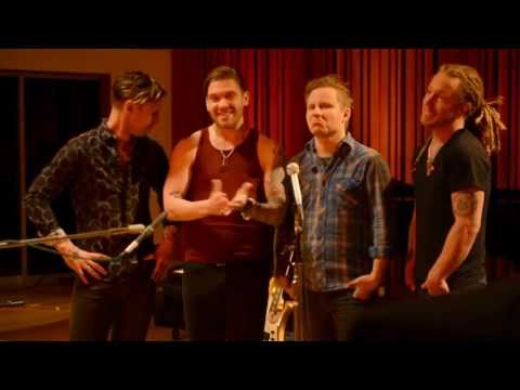 The Live Room Interviews: Shinedown