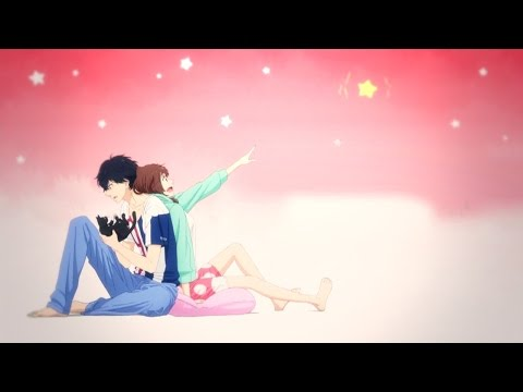 [AMV] Ao Haru Ride - Counting Stars