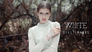 White BeautyMarks | Lookbook | Fashion Video | Mr Kate
