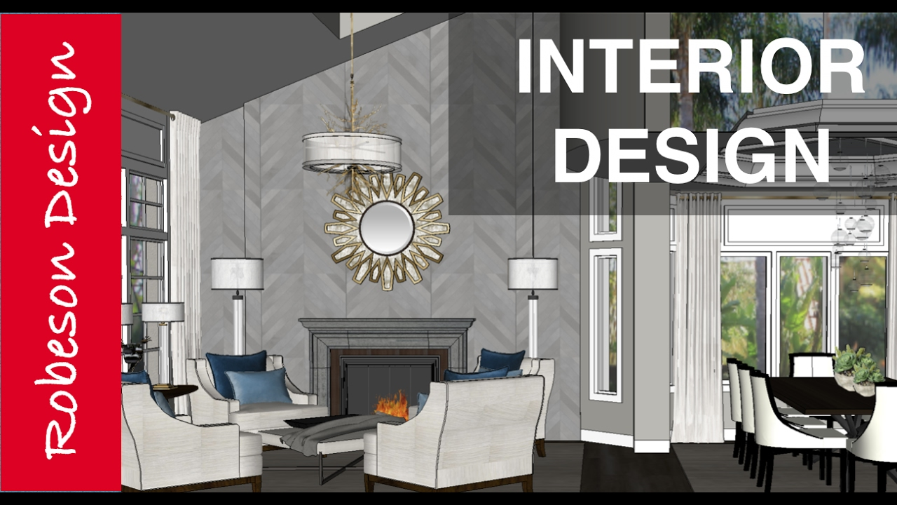 Interior Design Interior Design Projects for 2017 YouTube