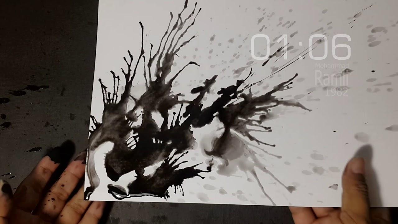 Cara Melukis Abstrak