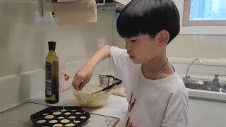 땅콩과자만들기