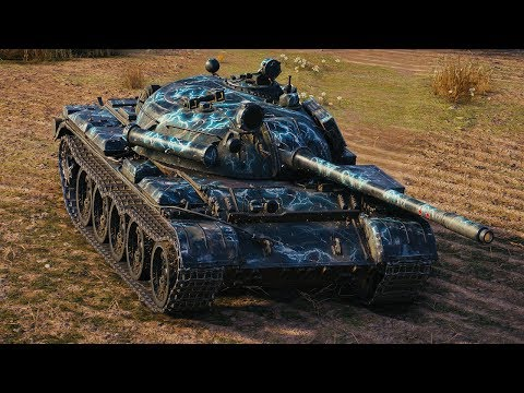 World Of Tanks T 55A - 8 Kills 10,1K Damage