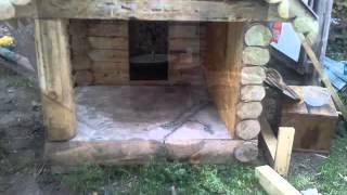 Баня в Назимихе(, 2015-01-02T19:46:55.000Z)