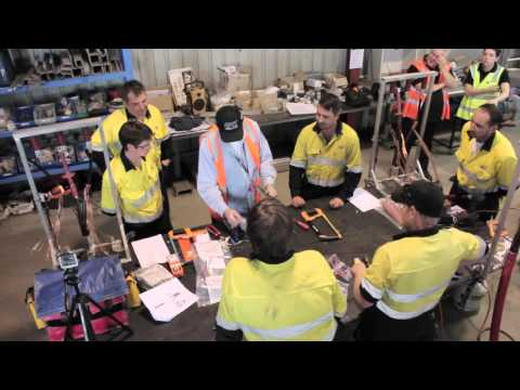GVK High Voltage Cable Joint and Termination Training