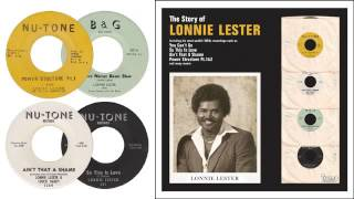 14 Lonnie Lester - I Know (feat. Chuck Danzy and Band) (B&G) [Tramp Records]
