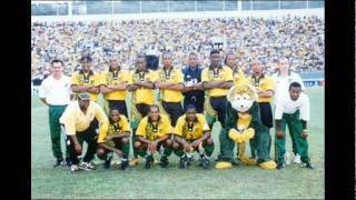Jamaica United - Rise Up (World Cup 1998 Football Song)