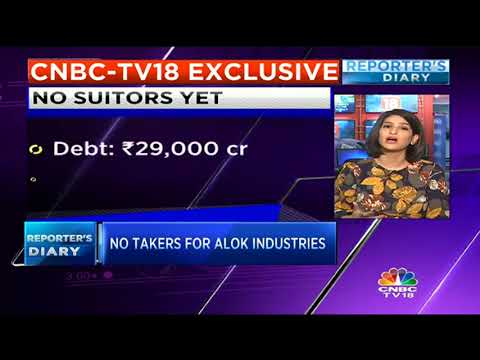 No Bidders For Alok Industries: Sources