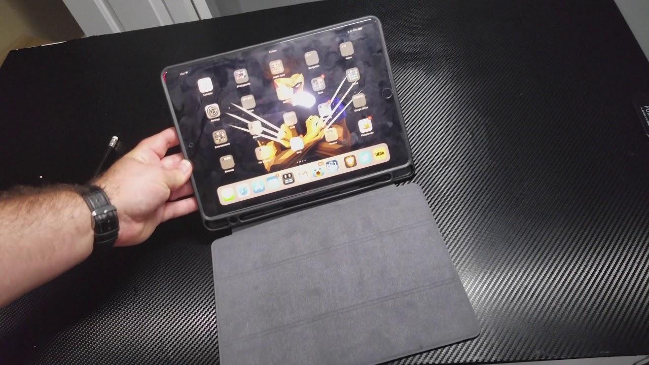 sale retailer cb235 47740 [Unboxing] iVAPO Cover Folio Case for the Apple iPad Pro 10.5