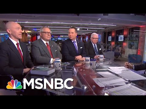 Watch: Ari Melber's Interview With 4 Key Mueller Witnesses | The Beat With Ari Melber | MSNBC