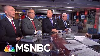 Watch: Ari Melber's Interview With 4 Key Mueller Witnesses   The Beat With Ari Melber   MSNBC