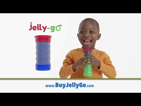 The Official Commercial For Jelly-Go!