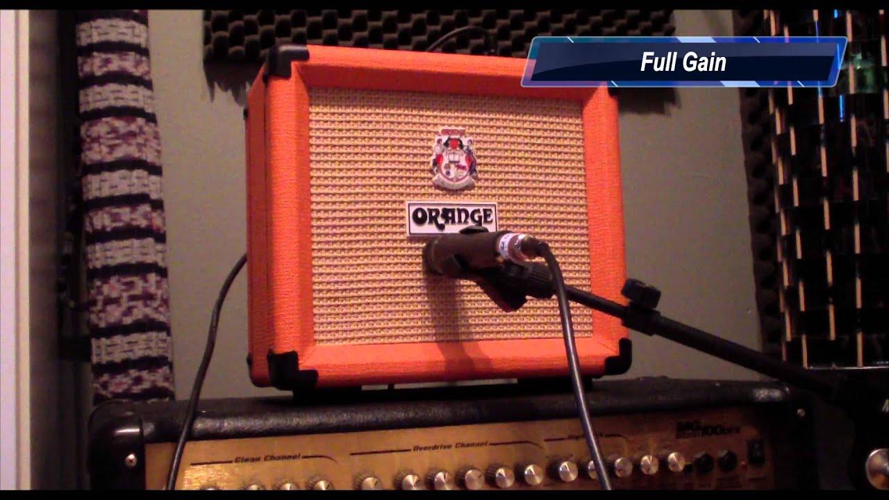 Orange Crush 12l : orange crush 12l tones youtube ~ Hamham.info Haus und Dekorationen