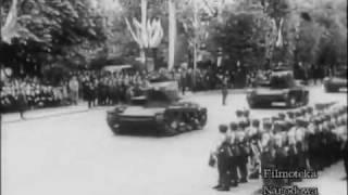 3 maja 1939 Warszawa Katowice Ostatnia defilada