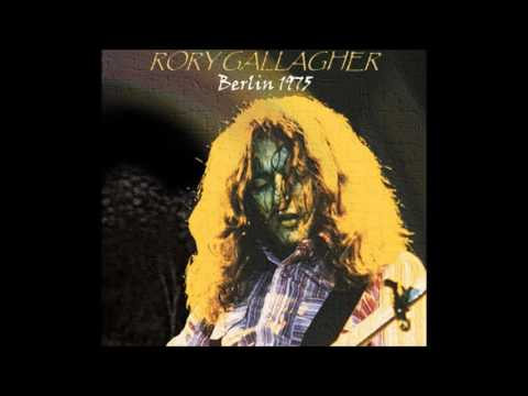 Rory Gallagher - Berlin 1975